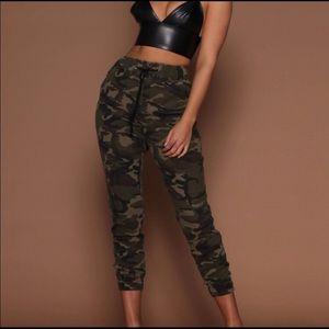 Meshki Cargo pants